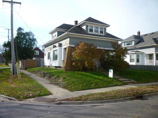 850 Burton Street SW, Wyoming, MI 49509 (MLS #20048269) :: Keller Williams RiverTown