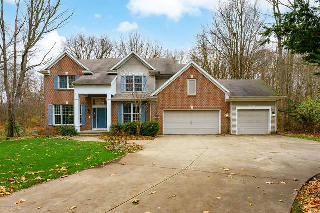 6102 Taggers Trail, Richland, MI 49083 (MLS #20048480) :: Jennifer Lane-Alwan