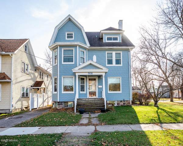 508 E Michigan Avenue, Marshall, MI 49068 (MLS #20048532) :: Deb Stevenson Group - Greenridge Realty