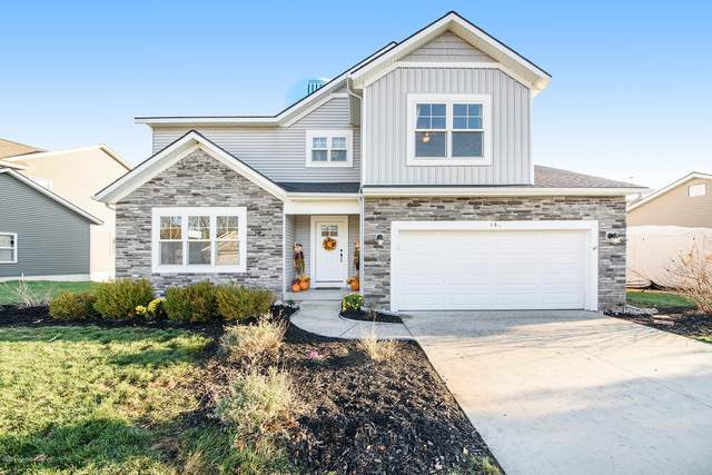 162 Dogwood Drive, Rockford, MI 49341 (MLS #20048635) :: Ginger Baxter Group