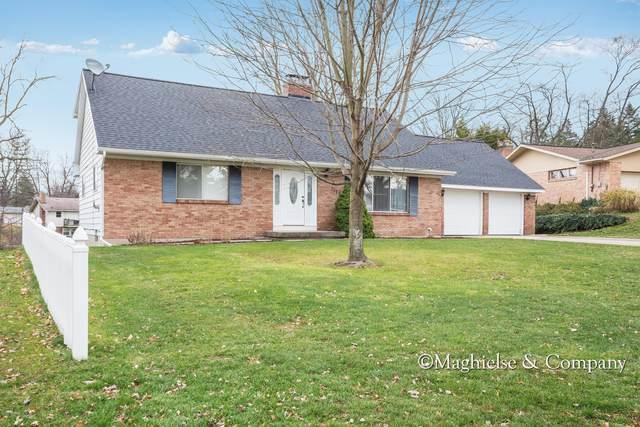 5126 Bridle Creek Court SE, Kentwood, MI 49508 (MLS #20048868) :: Keller Williams RiverTown