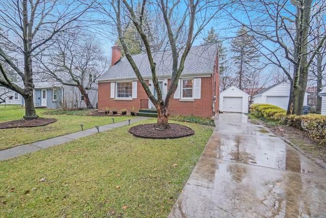 1609 Kingston Avenue, Kalamazoo, MI 49001 (MLS #20048909) :: Jennifer Lane-Alwan
