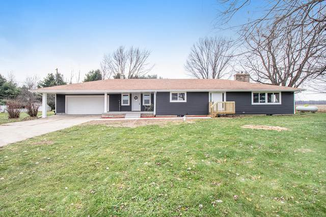 28492 Redfield Street, Niles, MI 49120 (MLS #20048971) :: Keller Williams Realty | Kalamazoo Market Center