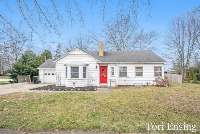 121 S Bower Street, Greenville, MI 48838 (MLS #20049404) :: CENTURY 21 C. Howard