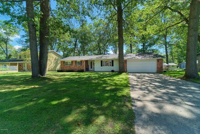 866 E Fennwood Circle, Muskegon, MI 49445 (MLS #20049519) :: Keller Williams Realty   Kalamazoo Market Center