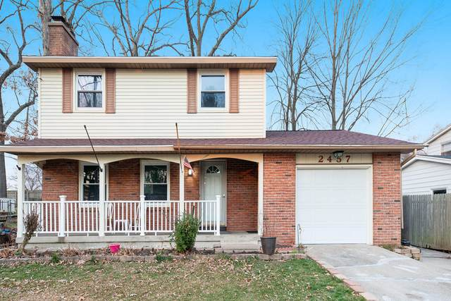 2457 Sherry Street SW, Wyoming, MI 49519 (MLS #20049587) :: JH Realty Partners