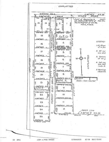 7 S Forest Glen Drive, Rothbury, MI 49452 (MLS #20049978) :: Keller Williams Realty | Kalamazoo Market Center