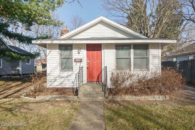 308 Fairfax Avenue, Kalamazoo, MI 49001 (MLS #20050349) :: Jennifer Lane-Alwan