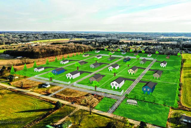 50 Acres Coolidge Road, Big Rapids, MI 49307 (MLS #20050617) :: Keller Williams Realty | Kalamazoo Market Center