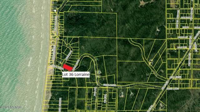 Lorraine (Lot 36 Duna Vista), Pentwater, MI 49449 (MLS #20051152) :: Deb Stevenson Group - Greenridge Realty