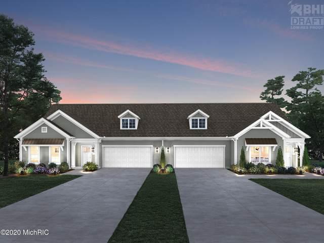 1509 Center Hill Road SE #25, Lowell, MI 49331 (MLS #21000252) :: JH Realty Partners