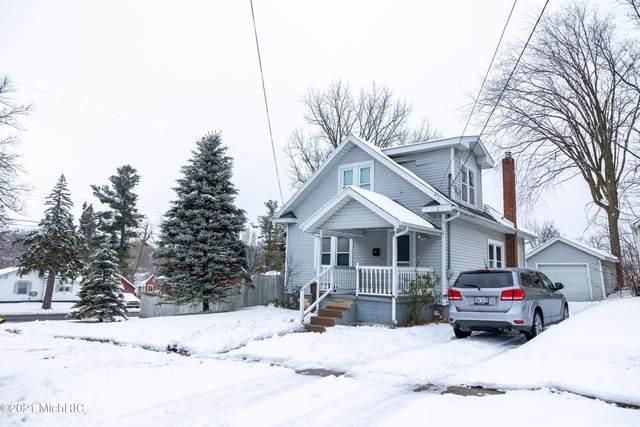 340 Morse Street, Ionia, MI 48846 (MLS #21000335) :: CENTURY 21 C. Howard