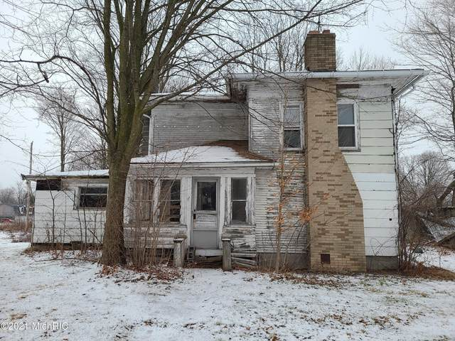 162 Monroe Street, Springport, MI 49284 (MLS #21000422) :: Deb Stevenson Group - Greenridge Realty