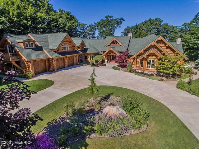 9351 S Indian Hills Road, Montague, MI 49437 (MLS #21000428) :: Deb Stevenson Group - Greenridge Realty