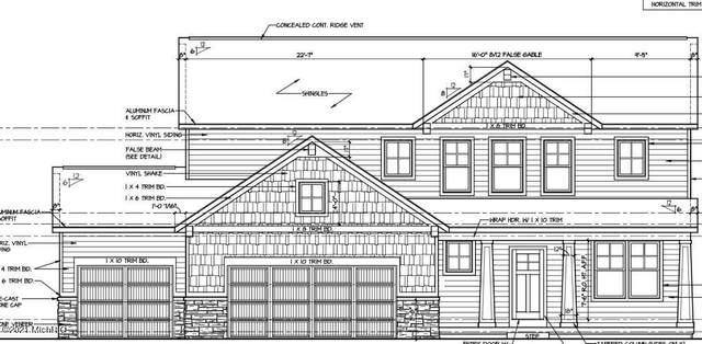 1438 Remington Drive SE, Lowell, MI 49331 (MLS #21000493) :: JH Realty Partners