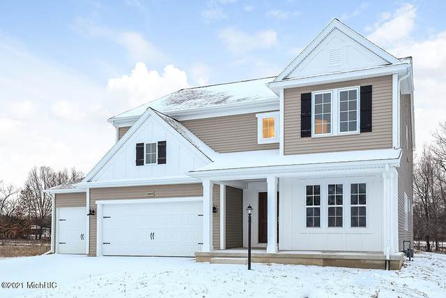 5422 Mclin Drive, Kalamazoo, MI 49009 (MLS #21000865) :: Deb Stevenson Group - Greenridge Realty