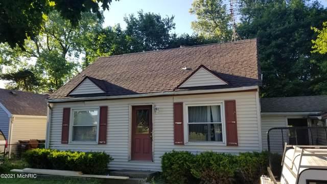 819 Sims Court, Lansing, MI 48911 (MLS #21000915) :: Deb Stevenson Group - Greenridge Realty