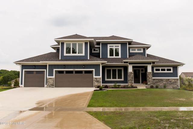 4891 Prairie River Drive SE, Grand Rapids, MI 49512 (MLS #21000956) :: JH Realty Partners