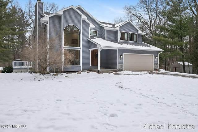 10100 Deer Creek Drive SE, Ada, MI 49301 (MLS #21000967) :: JH Realty Partners