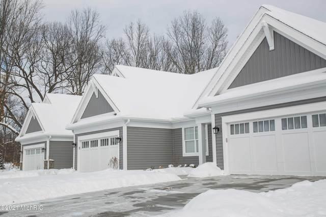 8172 Flat Rock Ridge, Portage, MI 49024 (MLS #21001076) :: Deb Stevenson Group - Greenridge Realty