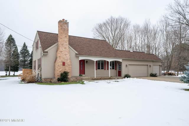 6367 Blue Jay Lane, Holland, MI 49423 (MLS #21001224) :: Ginger Baxter Group