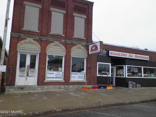 107 E Church St., Tustin, MI 49688 (MLS #21001228) :: Deb Stevenson Group - Greenridge Realty