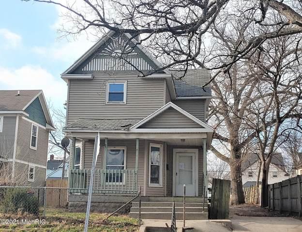 1111 Cass Avenue SE, Grand Rapids, MI 49507 (MLS #21001277) :: Ginger Baxter Group