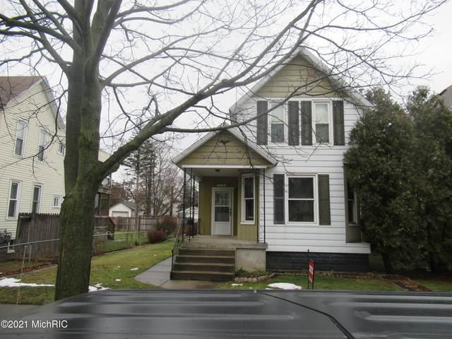 1122 Jennette Avenue NW, Grand Rapids, MI 49504 (MLS #21001359) :: CENTURY 21 C. Howard