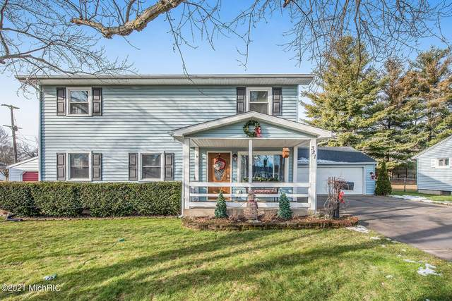 321 N Moorland Drive, Battle Creek, MI 49015 (MLS #21001404) :: CENTURY 21 C. Howard