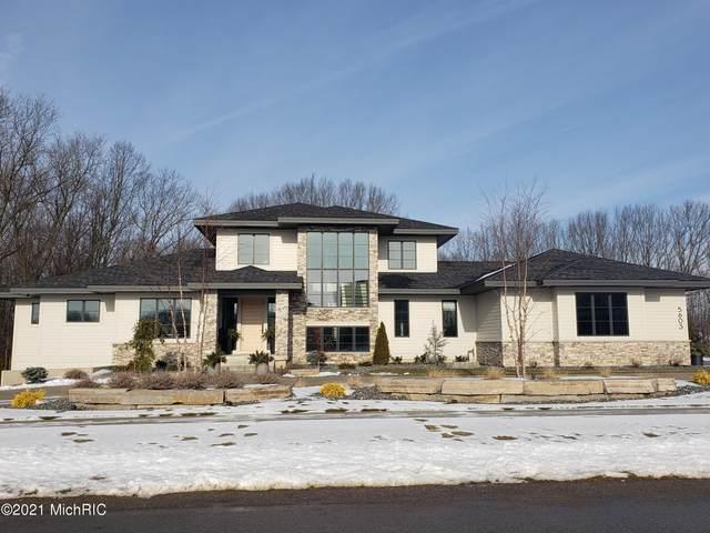 3803 Costen Court, Grandville, MI 49418 (MLS #21001419) :: Deb Stevenson Group - Greenridge Realty