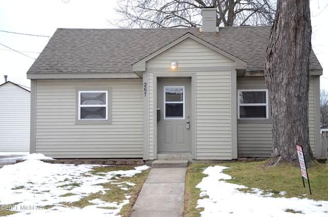 267 Leyden Avenue SW, Grand Rapids, MI 49504 (MLS #21001446) :: CENTURY 21 C. Howard