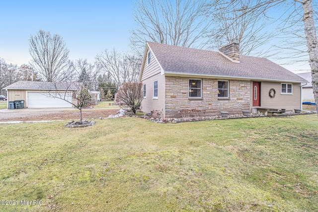 17610 South Fisher Lake Road, Three Rivers, MI 49093 (MLS #21001481) :: JH Realty Partners