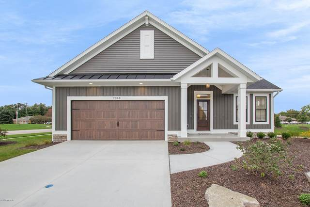 7955 Whistle Creek Court SW #3, Byron Center, MI 49315 (MLS #21001494) :: JH Realty Partners