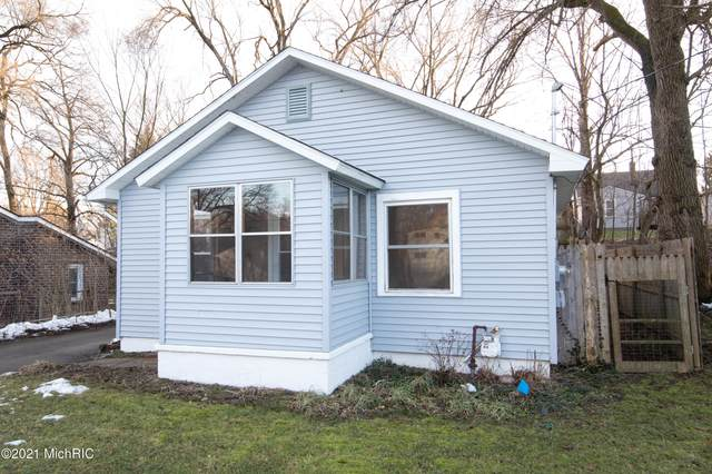 211 Pierce Avenue, Kalamazoo, MI 49001 (MLS #21001535) :: Ginger Baxter Group