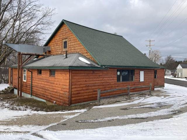103 N Eugene Street, Mesick, MI 49668 (MLS #21001552) :: Your Kzoo Agents