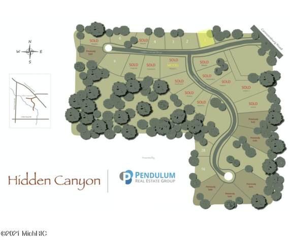 8311 Hidden Canyon Drive NE #1, Ada, MI 49301 (MLS #21001567) :: Deb Stevenson Group - Greenridge Realty