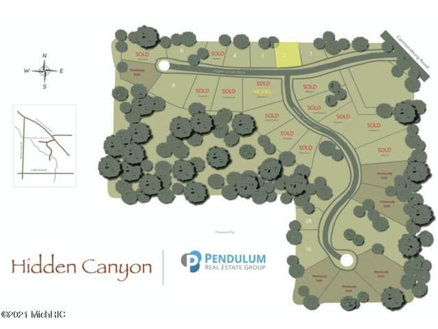 8213 Hidden Canyon Drive NE #6, Ada, MI 49301 (MLS #21001578) :: Deb Stevenson Group - Greenridge Realty