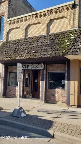 83 N Bridge Street, Saranac, MI 48881 (MLS #21001580) :: Keller Williams Realty | Kalamazoo Market Center