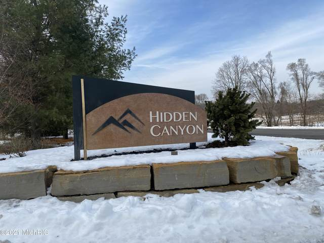 4561 Hidden Canyon Drive NE #16, Ada, MI 49301 (MLS #21001581) :: JH Realty Partners
