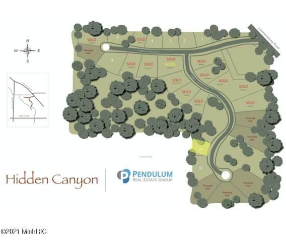 4575 Hidden Canyon Court NE #28, Ada, MI 49301 (MLS #21001582) :: Deb Stevenson Group - Greenridge Realty