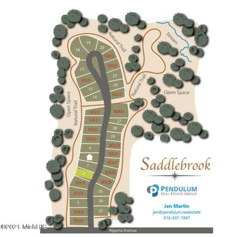 2312 Quarter Horse Drive #6, Cedar Springs, MI 49319 (MLS #21001585) :: Deb Stevenson Group - Greenridge Realty