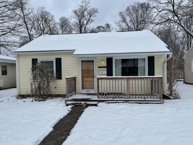 811 Foley Street, Kalamazoo, MI 49001 (MLS #21001629) :: Keller Williams Realty | Kalamazoo Market Center