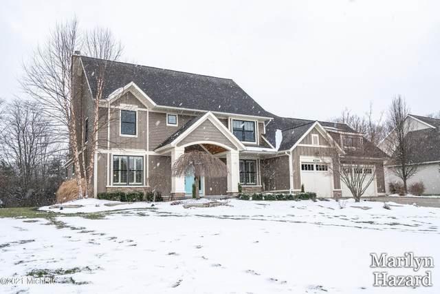 6244 Cascade Pointe Drive SE, Grand Rapids, MI 49546 (MLS #21001663) :: JH Realty Partners