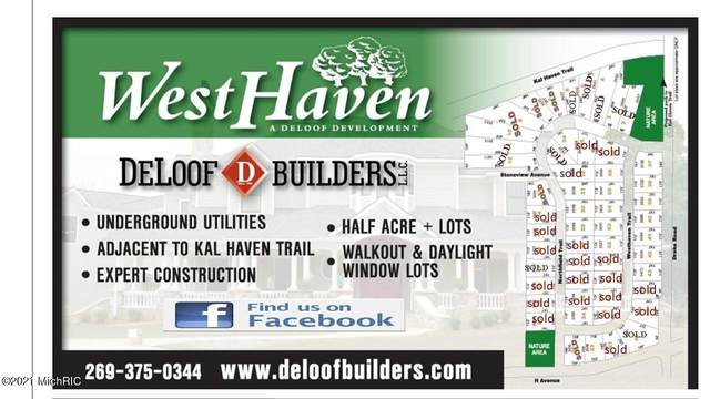 3370 Northfield Trail #23, Kalamazoo, MI 49009 (MLS #21001794) :: Keller Williams Realty | Kalamazoo Market Center
