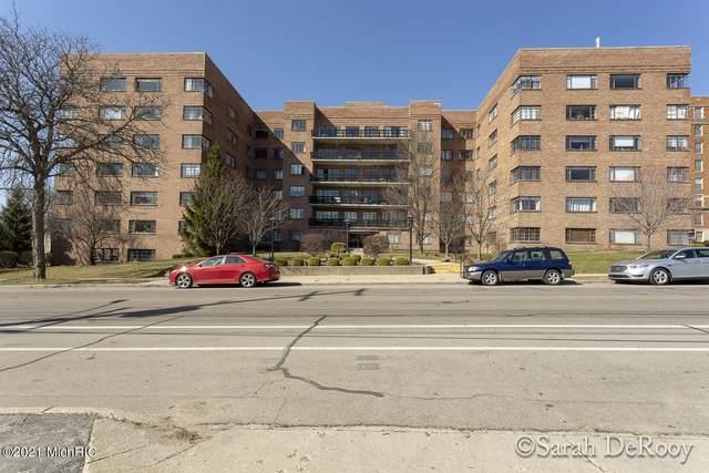 505 Cherry Street SE #204, Grand Rapids, MI 49503 (MLS #21001866) :: JH Realty Partners