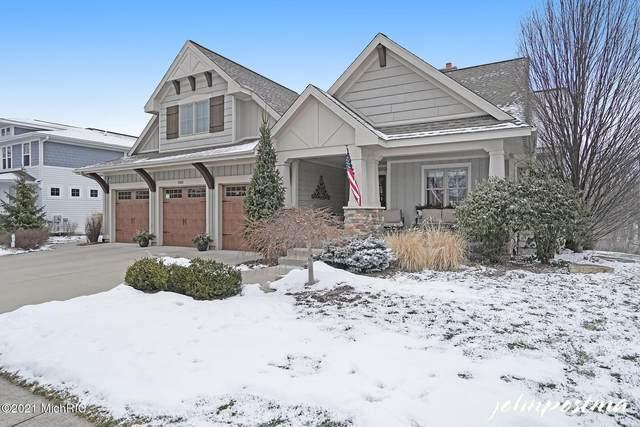 241 Saddleback Drive NE, Grand Rapids, MI 49525 (MLS #21001869) :: JH Realty Partners