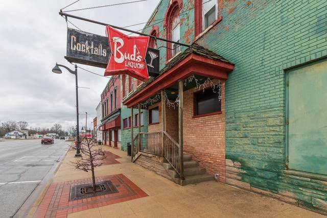 220 N Grand Street, Schoolcraft, MI 49087 (MLS #21001896) :: Keller Williams Realty | Kalamazoo Market Center