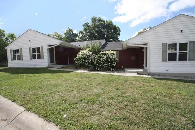 1327 Fraternity Village Drive, Kalamazoo, MI 49006 (MLS #21001939) :: Ron Ekema Team
