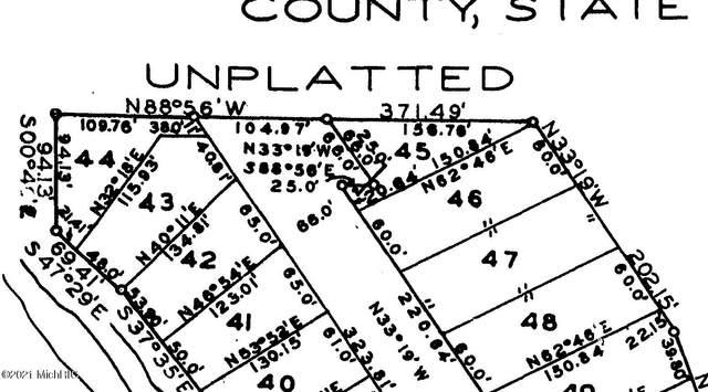 (lot 45) Birch Drive, Sears, MI 49679 (MLS #21002066) :: JH Realty Partners