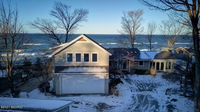 3905 Scenic Drive, Muskegon, MI 49445 (MLS #21002074) :: Deb Stevenson Group - Greenridge Realty